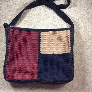 The Sak purse shows EUC pristine interior